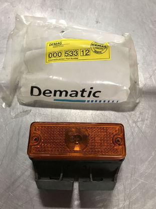 Picture of Demag Side Marker Light