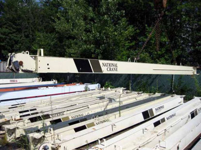 Picture of National 14127 - 31' fixed jib