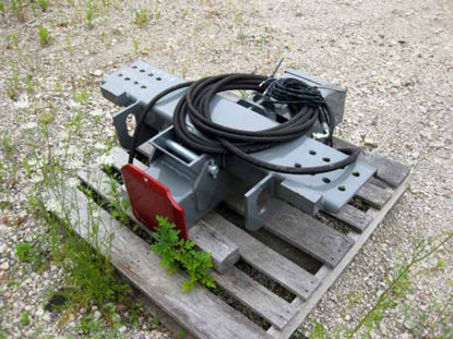 Picture of Terex Front bumper Stabilizer