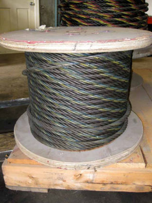 Picture of Terex  cable - 9/16 - 240'