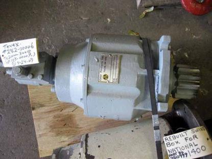 Picture of Rebuilt swingbox for Terex TC2000/3000