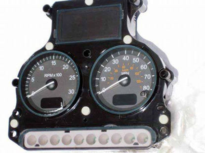 Picture of Pete 335 Gauge cluster
