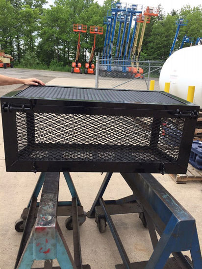 Picture of Cribbing Box