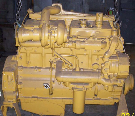 Picture of Caterpillar Diesel Engine 3406A