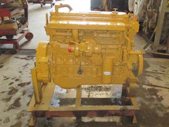 Picture of Caterpillar Diesel Engine 5EN00988A