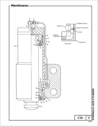 Picture of Hydraulic Jack Cylinder