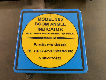 Picture of CraneSmart Model 360 Boom Angle Indicator