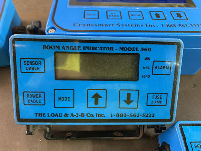 Picture of CraneSmart Model 360 Boom Angle Indicator Display
